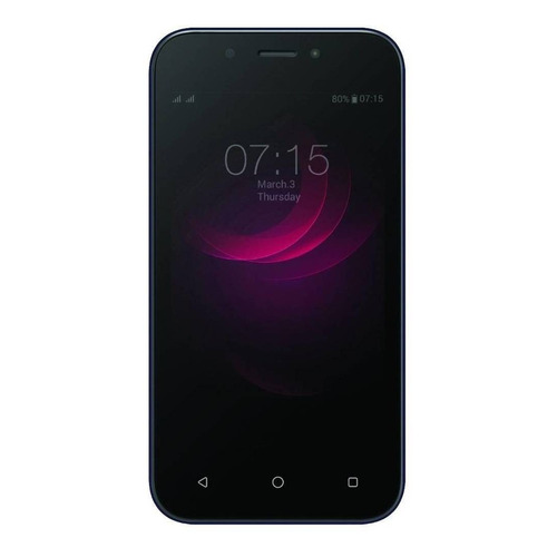 Noblex N405 Dual SIM 8 GB negro 2 GB RAM