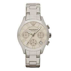 2254d9d10d3 Emporio Armani Ar1460 Men s Grey Ceramic Bracelet. Paraná · Pulseira  Bracelete Em Aço Inox Masculino Empório Armani · R  125