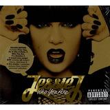 Cd Dvd Jessie J Who You Are (deluxe) [eua] Novo Lacrado