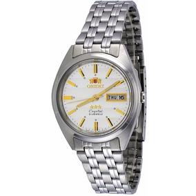Reloj Orient Para Dama Modelo: Fab0000dw9 Envio Gratis