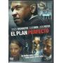 El Plan Perfecto Denzel Washington Dvd Original
