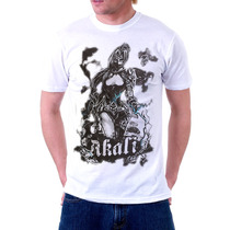 Camisa, Camiseta League Of Legends, Akali Mid Rota Do Meio