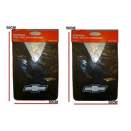 Juego X 4 Barreros Goma Chevrolet Trailblazer Luv ( Delanteros + Traseros )