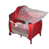 Baby Kits Cuna Bebe Corral Traveler - Rojo