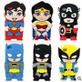 Funda Artiko Superheroes - Iphone Y Samsung-2x1
