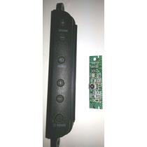 Teclado + Sensor Tv Philips 42pfl5604d/78