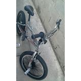 Bicicleta Cromomolio Ring 20 Importada Freestyle Especial