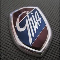 Emblema Escudo Brasão Ghia Ford Focus Fiesta Escort Del Rey