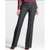 Pantalon Gabardina Stress (semi Stress) Corte Bajo Y Alto