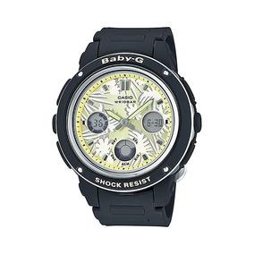 81ab435f5a0 Casio Baby G Feminino Branco Bga 150 7b Menor Preço Do Ml - Relógios ...