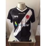 Camisa Vasco - Ano De 2013 - No 10 - Autografada Jogadores