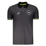 Polo Topper Botafogo 2016 Viagem Cinza