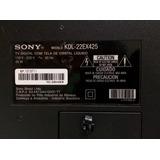Tv Sony Bravia Led Hd Kdl-22ex425 Preta 22só Para São Paulo