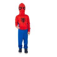 Fantasia Homem Aranha Infantil Festa De Criança Spiderman