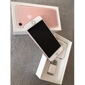 Iphone 7 128 Gb Rosado Aceito Mercado Pago Rose