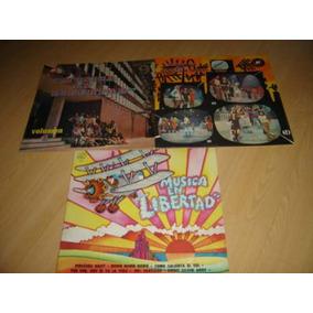 Musica En Libertad Vinilos Lp Canal 9 Pop Rock Setentas