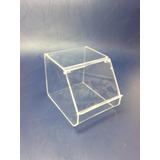Caramelera De Acrilico Cristal Plexiglas