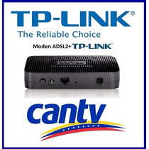Modem Tp Link Adsl2+ Td-8616 - Compatible Con Aba Cantv