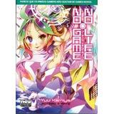 No Game No Life - Ligh Novel Livro 1 Ao 8 - New Pop