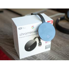 Google Chromecast 4k Ultra Hd 3 Geracao 2017 Original