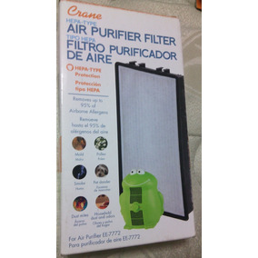 Filtro Purificador De Aire Dela Ranita
