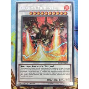 Yugioh Dragon Tridente Envio Gratis