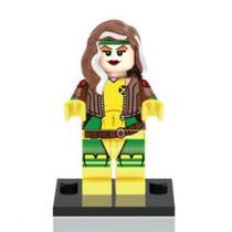 Boneco Vampira Marvel Lego Compatível Minifigure