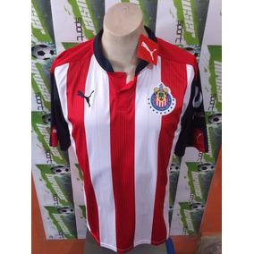 Jersey Oficial Chivas De Guadalajara Puma 100%original 2017