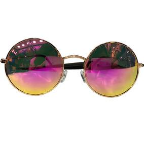 6b5340e3ab2d4 Oculos Redondo Dourado - Óculos em Paraná no Mercado Livre Brasil