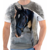 Camisa Camiseta Blusa Animal Cavalo Cavalgada Garanhão 020