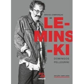 Livro - Minhas Lembranas De Leminski