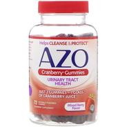 Cranberry 500mg Tracto Urinario Salud Arandano 72 Gomitas