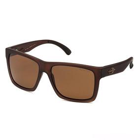df7648652a5bf Oculos Mormaii Gamboa Marrom Original - Óculos De Sol Com lente ...