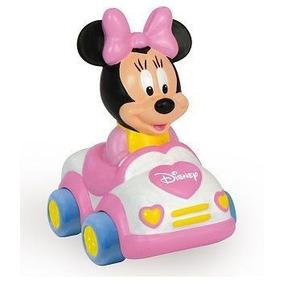 Disney Carro Minnie Rueda Super Divertido