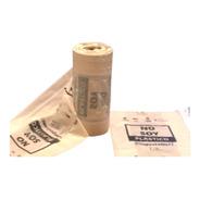 Bolsas 100% Biodegradables Compostables Residuos 45x60 Rollo