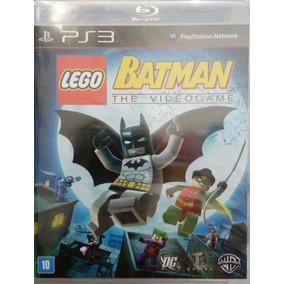 Lego Batman Ps3 Lacrado Pronta Entrega