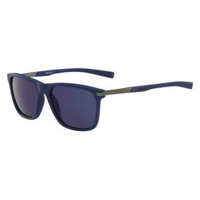 Óculos Nautica N6222s 420 Azul Fosco Lente Azul Flash Tam 5 e715590af8