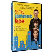 Se Meu Apartamento Falasse - Dvd - Jack Lemmon - Novo