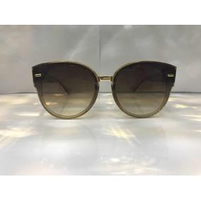 Óculos De Sol Redondo Quadrado Gucci - Óculos no Mercado Livre Brasil b4b12250f6