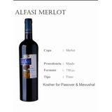 Vino Kosher Alfasi Caja 12 Mix