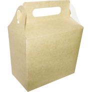 Cajita Feliz Cfz3 X 50u Packaging Blanco Madera
