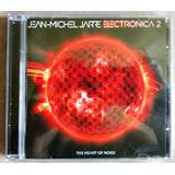 Jean Michel Jarre Electronica 2 Cd Original Pet Shop Boys