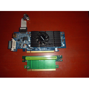 Tarjeta De Video Gigabyte Nvidea Geforce N210tc 512mb Pci-e