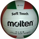 Balón De Voleibol Molten Soft Touch V58slc 100% Original