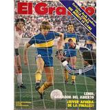 El Gráfico 3242 F-san Lorenzo Mar Del Plata 0 Boca 2/gareca