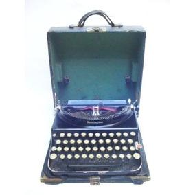 Antigua Máquina De Escribir Portátil ¨remington¨