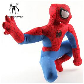 Pelúcia Spiderman Brinquedo Homem Aranha Frete Gratis