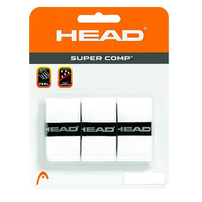 Cubre Grip Head Super Comp (white/blanco)