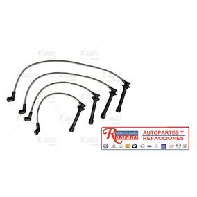 Jgo Cables Bujia Nissan Urvan 2.4 Lts 00/04 = Ls609n4 Cb242