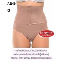 Calcinha Cinta Abdominoplastia Pós-parto Cirurgia Abdômen G